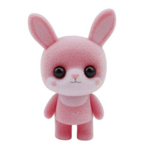 Kawaii 7 Colors Cute Penguin Duck Rabbit Panda Plush Stuffed Toy Key Chain Gift