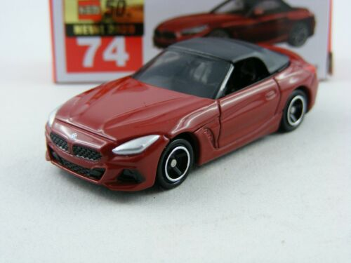 BMW Z4 in rot Takara Tomy Tomica #74 1//61