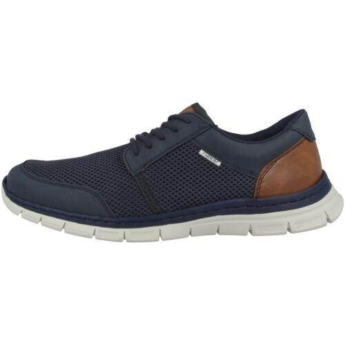 Rieker Bastia-Treillis-Bahreïn Chaussures Men antistress sneaker chaussures basses b4832-14