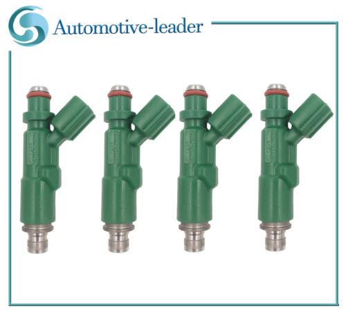 4Pcs Fuel injectors For Toyota Prius 01-09 Echo 2000-2005 Scion xA xB 04-06 1.5L