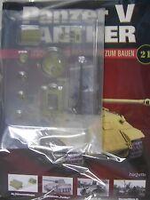Panzer V Panther 1 : 16* Bauteil Nr. 21 + Heft*