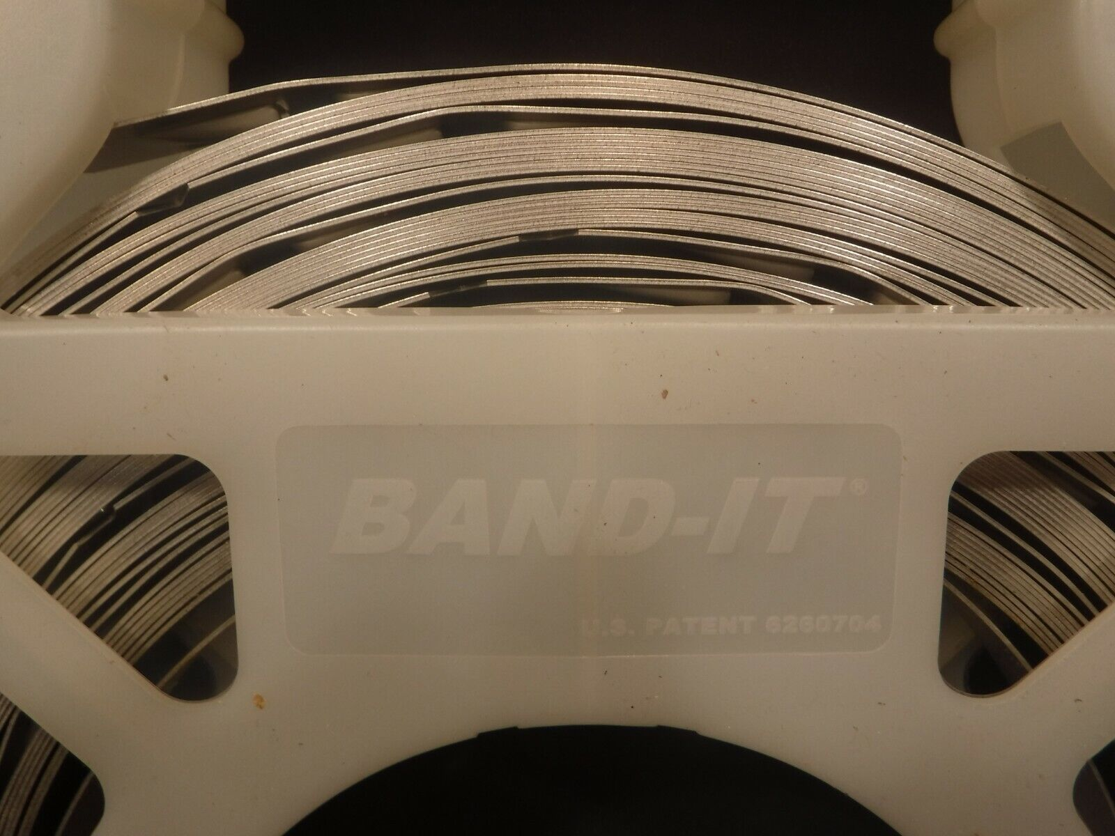 BAND-IT UL2040 Ultra-Lok 3//4 Wide x 0.030 Thick x 40 Length 201 1//4 Hard Stainless Steel Band 30 Per Tote