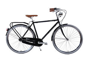 Details about NIXEYCLES - Classic Mens Gents Vintage Retro Bicycle - With  Pump and Lock