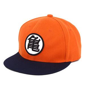 7ea62b025a7ae US! Dragon ball Z Goku Baseball Hat Hip Hop Caps Casual Baseball ...