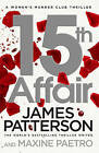 15th Affair: (Women's Murder Club 15) by James Patterson (Paperback, 2016)
