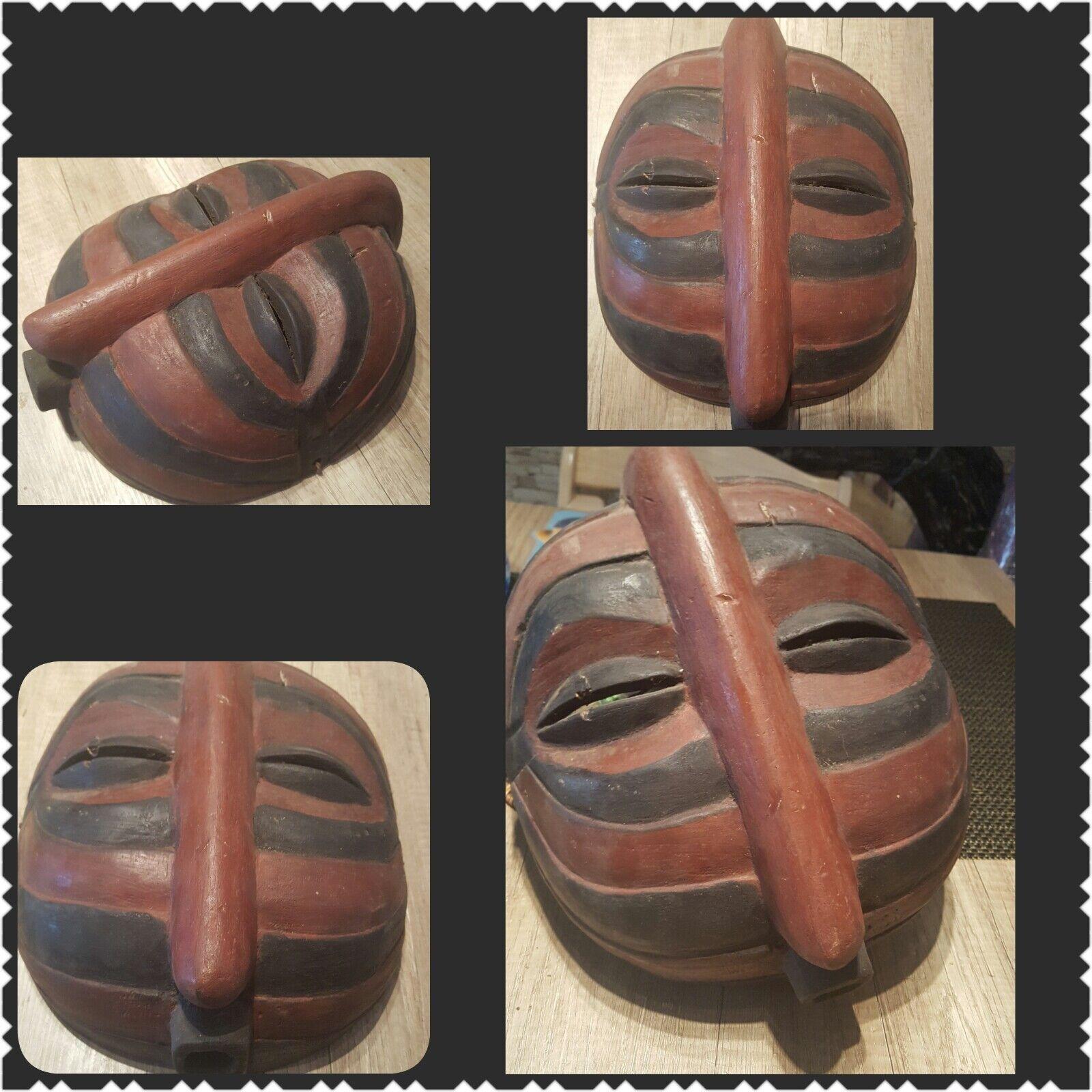Maske Afrika Maske alt afrikanische holzmaske wandmaske