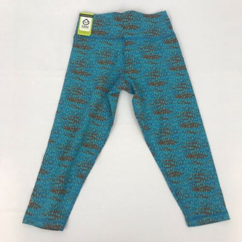 845921096035 Xs Extra Performance Leggings Print nola Tasc Teal Msrp Nuovo 64 Crop Small FvHPAqx