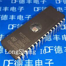 STM27C1001-80XF1 STMicroelctronics 32 pin M27C1001 EPROM qty.12//sleeve