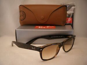 5d4964e2e5e Ray Ban NEW WAYFARER (RB2132-710 51 52) Light Havana with Brown ...