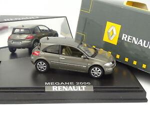Norev-1-43-Renault-Megane-2006-Grise