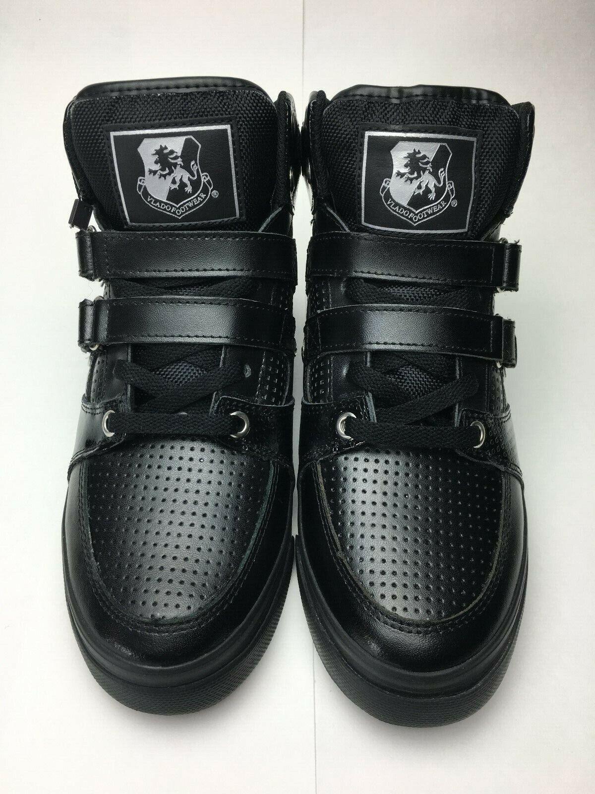 Wouomo Vlado Eversole Leather Footwear scarpe Knight IG 1160 V201 Dimensione 7