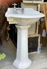 Bathroom Corner Black Unusual Pedestal Sink China Portsmouth Supp For Sale Online Ebay