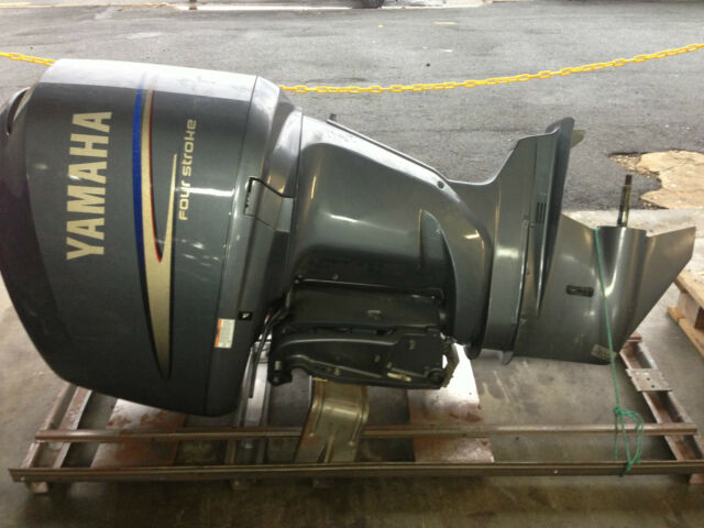 250hp Yamaha 4 stroke outboard parts