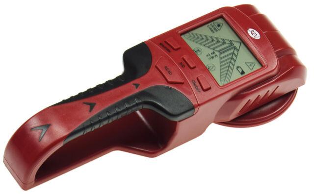Digitaler Leitungsfinder Kabeldetektor  3in1 für Holz Volt Metall Ortungsgerät