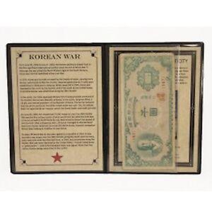 Korean-War-Banknote-Album