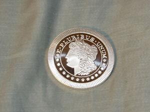 1 ounce silver coin morgan stacker