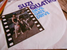 "7""Suzi Quatro Devil Gate Drive , In The Morning ,EMI RAK   **"