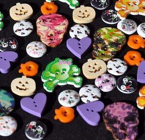 Halloween Witches Hat Cauldron Dress It Up Buttons Galore Bats 4531