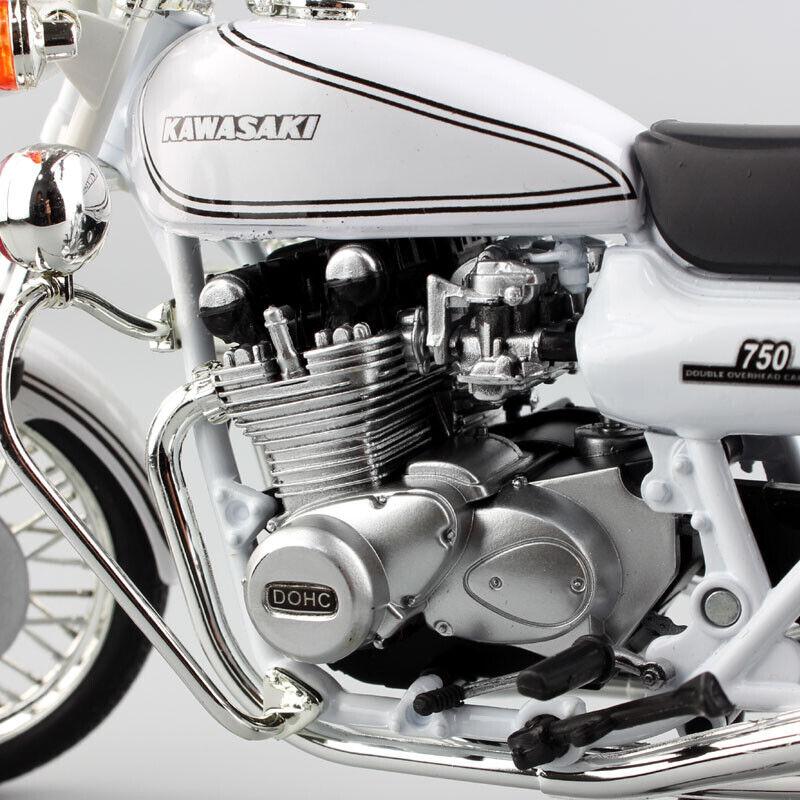 1:12 Automaxx KAWASAKI 750 RS-P Z750 road star bike Motorcycle Diecast Model toy