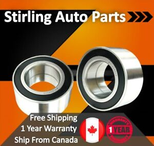 2007-2008-2009-2010-For-Toyota-Corolla-Front-Wheel-Bearing-x2