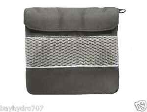 19c09d396a548 Funk Fighter Pocket Bag GREY Smell Proof Charcoal Carbon Lining BAY ...
