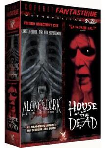 Box-Fantastic-Alone-IN-The-Dark-House-Of-The-Dead-DVD-New-Blister-Pack