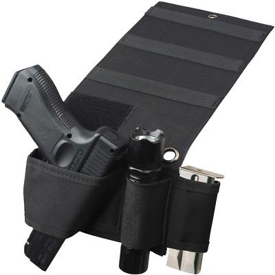 SEGMART 126PCS Universal Gun Cleaning Kit Rifle Handgun Shotgun Pistol with Case