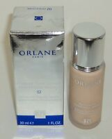Orlane Absolute Skin Recovery Smoothing Foundation 02 Petale Dore In Box
