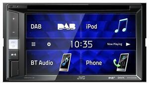 JVC-KW-V255DBT-Doppel-DIN-CD-DVD-MP3-Autoradio-Touchscreen-DAB-Bluetooth-USB-iPo