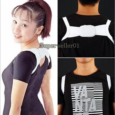 Adjustable  Correct  Back  Support  Brace Belt Posture Shoulder Corrector Spine