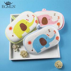Baby towel accessories Baby Kids Bath Brushes Bath Sponge Baby Shower Sponges