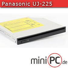 Panasonic UJ-225 Slot-in Blu-Ray DVD Brenner
