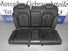 Mercedes CLK W209 Rückbank Rücksitzbank Rücksitz Sitz Lederausstattung anthrazit