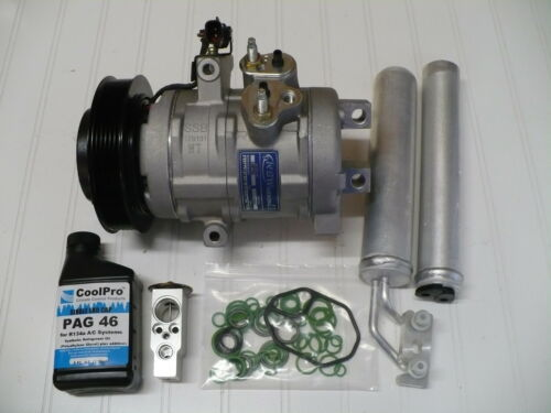 New A//C AC Compressor Kit Magnum 2.7L 2006-2010 Dodge Charger