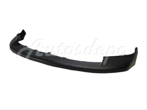 For 2009-2012 DODGE PICKUP RAM 1500 W//O SPORT PACKAGE FRONT BUMPER UPPER PAD