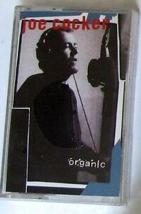 JOE-COCKER-ORGANIC-Musicassetta-Sigillata-MC-K7
