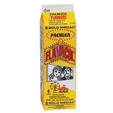 Gold Medal - Individual Cartons 'Flavacol' Popcorn Seasoning Salt 992 GRAMS