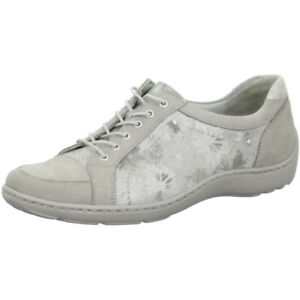 save off 54009 e1b3b Details about Ranger proactively Womens Shoes Lace-Up Lace Up Shoe 496005  Henni Grey Leather- show original title