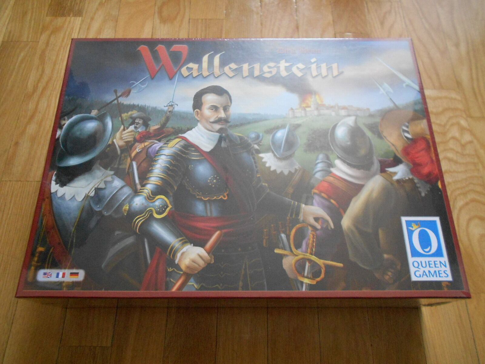 Set Table - Wallenstein, Second Edition (All-In-One) +2 Expansions - Strategy