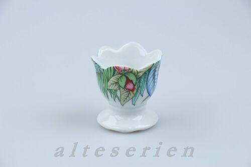 Eierbecher auf Fuß H 5,5 cm Royal Limoges Nymphea Sonate Eden
