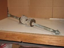 1996 POLARIS SCRAMBLER 400 4X4 REAR AXLE STRAIGHT GOOD THREADS