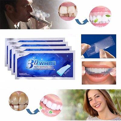 28 Pcs Teeth Whitening Strips Professional Whitener Beaching Whitestrip White US