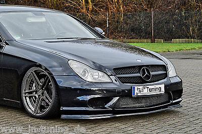 Sonderaktion Spoilerschwert Frontspoiler ABS Mercedes CLS C219 AMG 55 63 mit ABE