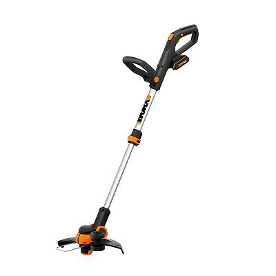 WORX 20V 2-in-1 Trimmer/Edger, w/ command feed, battery and charger included