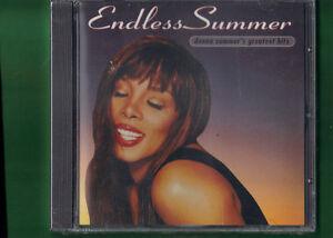 DONNA-SUMMER-ENDLESS-SUMMER-GREATEST-HITS-CD-NUOVO-SIGILLATO