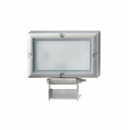 24dc LED Machine tool light 100X150mm  IP67//IP69k waterproof 620 Lux With Brkt