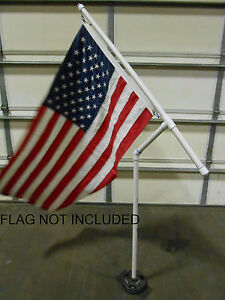 "1/"" PVC Flag Pole NF"