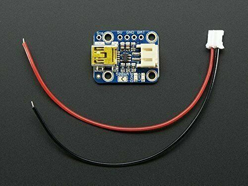 [3DMakerworld] Adafruit Mini-Lipo Charger for LiPo/LiIon Battery - v1