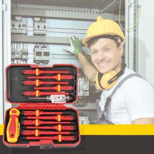 Set-13Pz-cacciaviti-Isolati-da-elettricista-1000v-in-valigetta