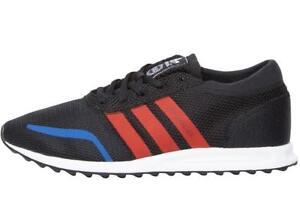 huge selection of 69d05 bae2e Image is loading ADIDAS-Originals-mens-LA-Los-Angeles-shoes-trainers-
